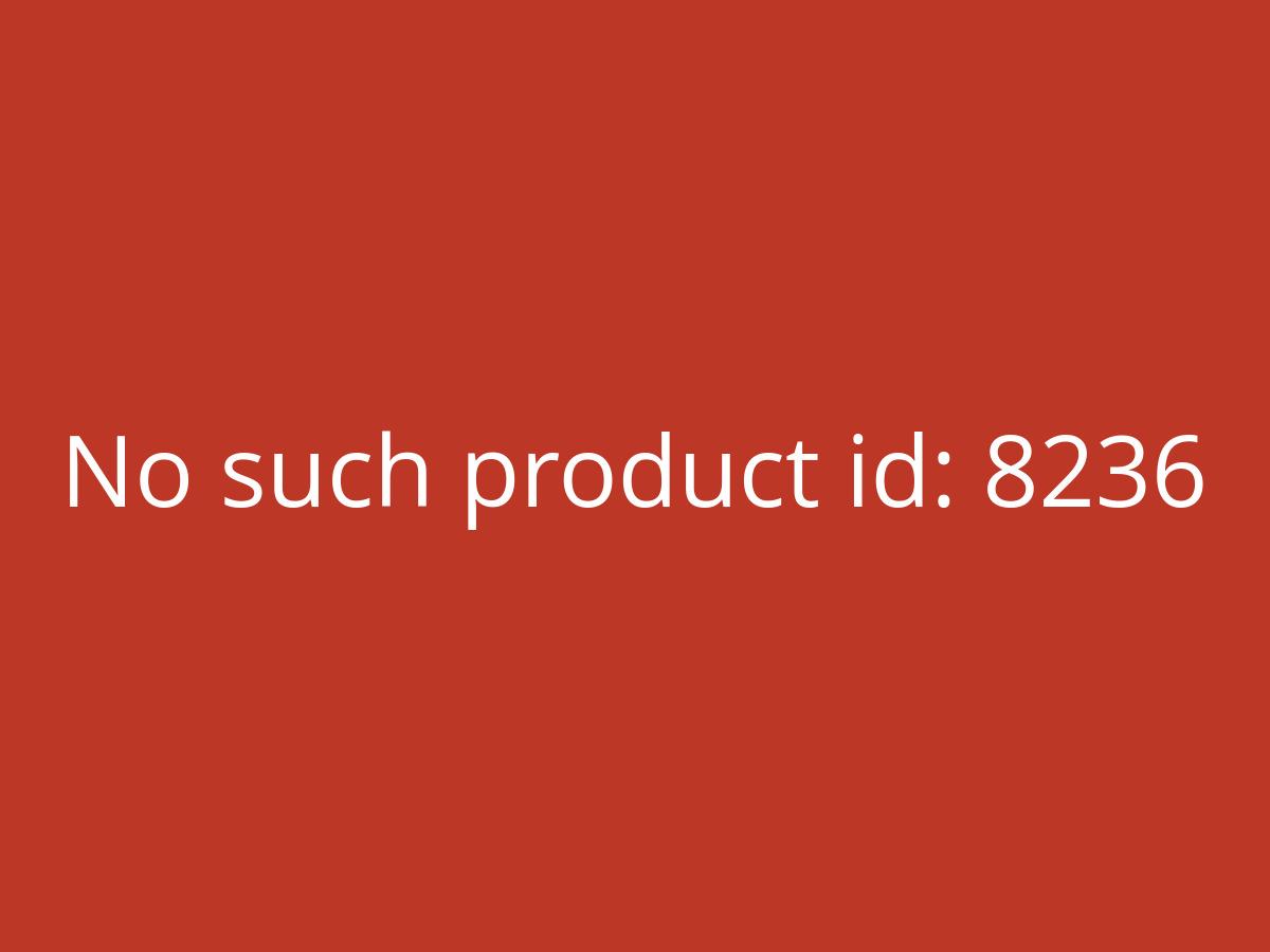 Kleiderschrank Azteca mit 3 Türen Weiß/Weiß Glanzfront, 680,35 €