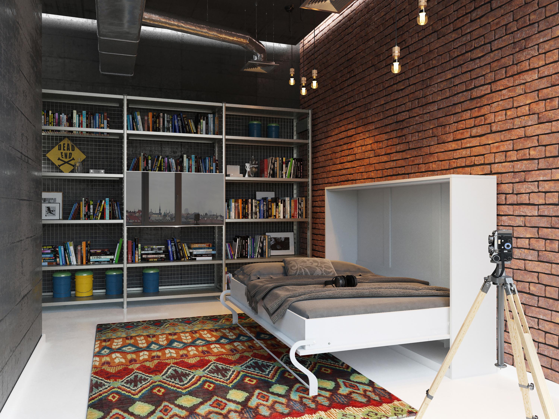 zu wenig platz ein smartbett schrankbett f r mama irene. Black Bedroom Furniture Sets. Home Design Ideas